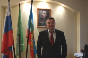 Глава администрации МО ГП «Город Белоусово» Д.А. Лексунин